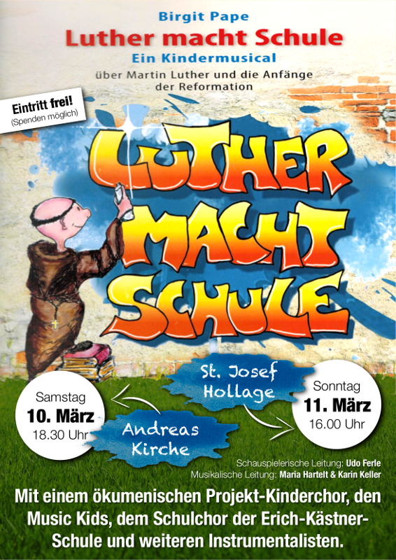 Plakat Luther